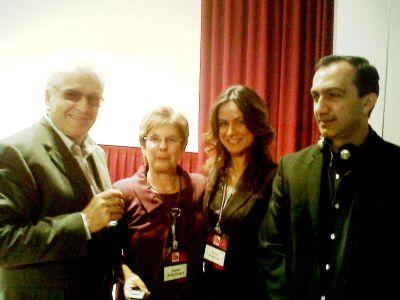 Hacettepe Üniversitesi Uluslararası Liszt Festivali Gottfried Wagner, Samir Mirzoev, Noemi Maczelka