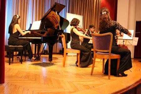 Evren Kutlay ve Mannheim Akademie Kuartett, Köln Belgian Haus