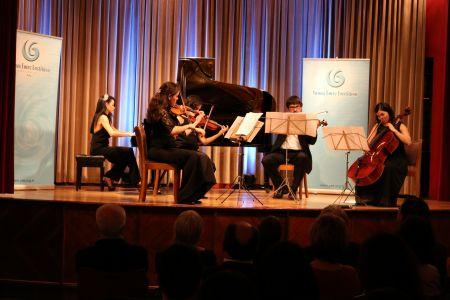 Köln Konseri Akademie Kuartett Mannheim iler