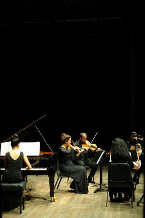 Zorlu PSM Konser Çekimlerinden Evren Kutlay Ottoman Ensemble