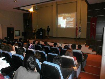 Marmara Üniversitesi Konferans