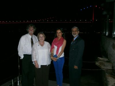 University of West Georgia Reunion in Istanbul