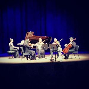 Zorlu PSM Konser 2013 Evren Kutlay Ottoman Ensemble Ceren Gürkan 1. Keman Gizem Korkmaz 2. Keman Kahraman Şeref Viyola Burak Ayrancı Çello