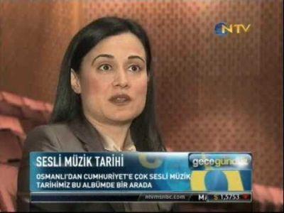 NTV Gece Gündüz Kültür Sanat Programı
